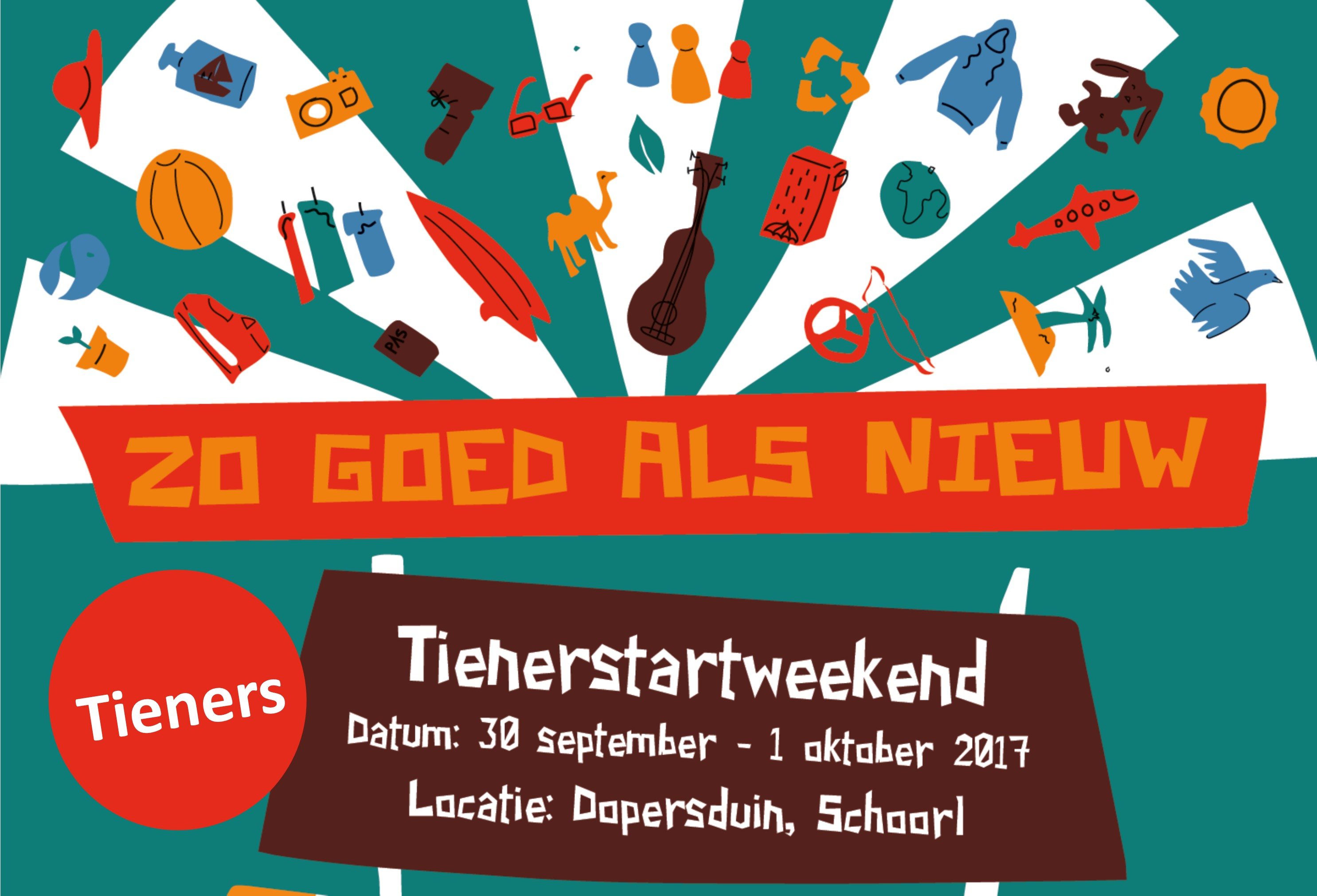 Start Regioweekend